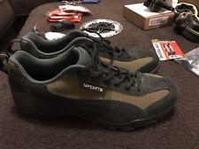 Mens FORTE F-10 MTB Mountain Bike Cycling shoes size 11.5 Is 45 European
