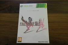 FINAL FANTASY XIII - 2      EDITION COLLECTOR       -----   pour X-BOX 360