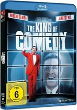 Blu-ray THE KING OF COMEDY # Robert De Niro, Jerry Lewis ++NEU