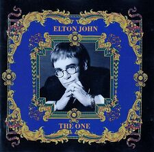 ELTON JOHN : THE ONE / CD - TOP-ZUSTAND