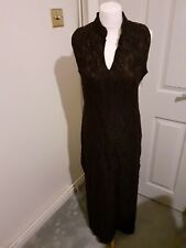Wallis brown dress size 14 UK in good condition