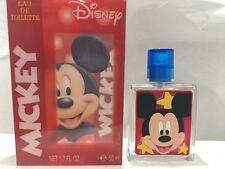 Lot of 2 Mickey Mouse by Disney for Boys Eau De Toilette Spray 1.7oz Cologne NEW