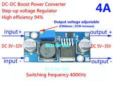 30W 4A DC-DC Boost Converter Step-up 3V-32V 3.3V to 5V 12V 15V 24V Power Module