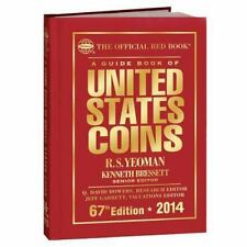 A Guide Book of United States Coins by R. S. Yeoman (2013, Imitation Leather)