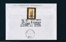 Christkindl-Reco Brief  24.12.2001  LZ Himmelberg      20/2/15