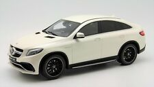 1/18 GT Spirit Mercedes GLE63 S Coupe AMG Dealer Edition White Free Shipping/ MR