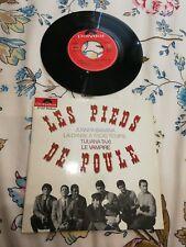 45 tours Les Pieds De Poule / Juanita Banana / La Danse A Trois Temps 27257