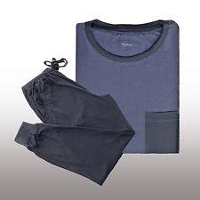 Modischer Herren Schlafanzug, lang, Pyjama, Hausanzug, Größe: M-XXL  50-56 *****