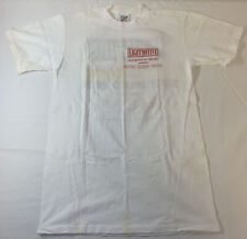 White Lightmotive SUPER MARIO BROTHERS movie Crew T-Shirt, size S