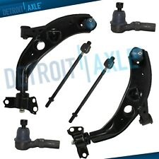 98-02 626 Front Control Arm Ball Joint Tie Rods Sway Bar Links 8pc IMPROVED