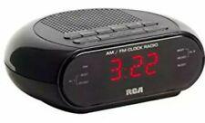 Rca Dual Wake Clock Radio Free Shipping
