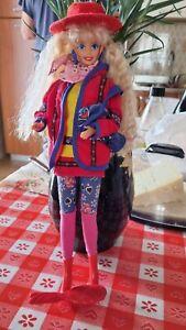 Barbie benetton 1990