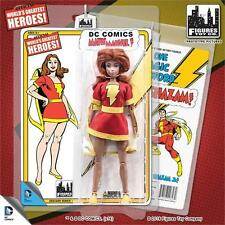 "DC Comics Shazam Retro mego  8"" Series 1 Mary Mavel MIP SHIPS FREE  in 24 hours"
