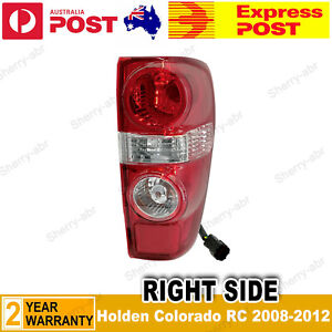 For HOLDEN COLORADO RC CREW/SPACE CAB 2008-2012 RIGHT SIDE RH TAIL LIGHT LAMP