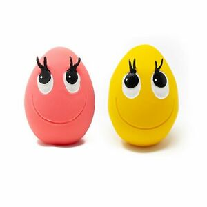 XL OVO the Egg (Pink & Yellow)