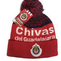 Chivas Beanie Icons Red N Navy De Guadalajara CH41BN