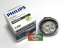 10pcs PHILIPS Master LED MR16 LV - GU5.3 3000K 12V 24/36D 5.5W (50W) Light Bulb