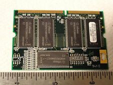 PNY 128MB PC100 non-ECC Unbuffered 144-Pin SDRAM SoDimm Memory 69000781-H00-CSC