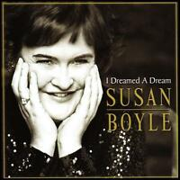 SUSAN BOYLE - I DREAMED A DREAM CD ~ WILD HORSES ++ BRITAIN'S GOT TALENT *NEW*