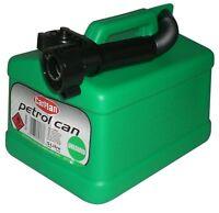 Car Plan Green Unleaded Petrol Can [TPH005]