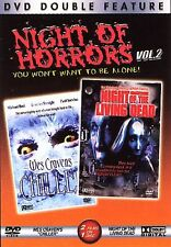 Night of Horrors Volume 2 - Chiller/ Night of the Living Dead (DVD, 2007) >New<