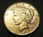1923 S Peace Dollar 90% Silver - Very Nice # 781531-62
