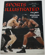 Fullmer Robinson 1957 Sports Illustrated No Label 4/29/57 Ex 15480