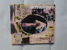 Stereophonics More Life in a tramps vest Live CD EP