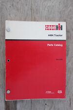 Case Ih 4494 Tractor Original Parts Catalog 8 2322