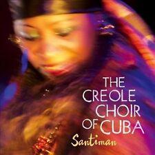 CD: THE CREOLE CHOIR OF CUBA Santiman STILL SEALED Digipak