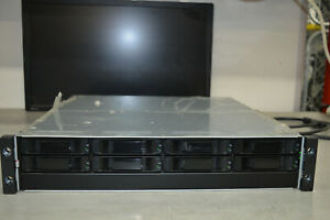 Promise Technology VessRAID 1720i 8 Tray SAN w/ 8x WD2003FYYS & Controller