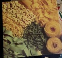 "WARREN 'MAMA MIA' JIGSAW PUZZLE 550+ INTERLOCKING 20.5"" #9700 PASTA! NEW SEALED!"