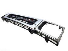 *CHROME* FRONT GRILLE + HEADLIGHT RIMS SUIT TOYOTA HILUX LN106 4WD 1991-1994