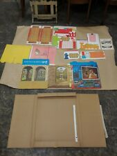 New listing Vintage 1964 Barbie Goes To College Nos never assembled kit 4093 very rare!
