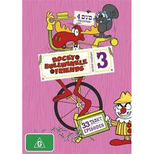 Rocky & Bullwinkle & Friends : Season 3 NEW DVD (Region 4 Australia)