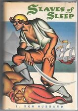 Slaves of Sleep by L. Ron Hubbard 1st Hannes Bok Art- High Grade