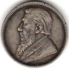 1895 South Africa Silver 1 Shilling***Collectors***(S4)