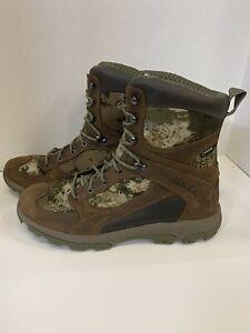 Cabela's Silent Stalk GoreTex Waterproof Upland Hunting Boots Men's Size 10.5 D