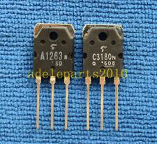 5pair or 10pcs 2SA1263N/2SC3180N A1263N/C3180N Transistor TO-3P