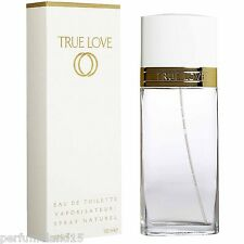 TRUE LOVE * Elizabeth Arden * Perfume for Women * 3.3 / 3.4 oz * NEW IN BOX