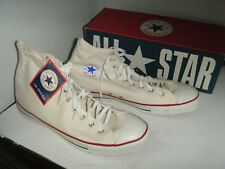 CONVERSE ALL STAR HI Vintage Shoes Men Size 13 NEW (STORE DISPLAY) SEE PIC