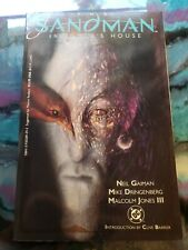 The Sandman The Doll's House First printing (1990, DC) signed?