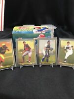 2020 Topps Update Turkey Red Chrome Lot Of (4) Bauer/Piazza/Stargell/Mussina