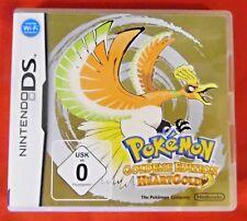 Nintendo DS, POKEMON EDITION D'ORO HeartGold, con istruzioni di gioco, 2010