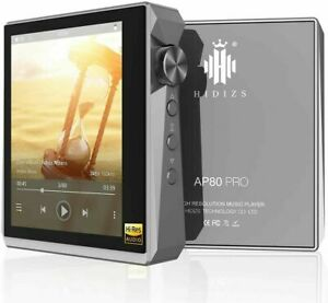 Hidizs AP80 Pro Touch Screen (Gray)