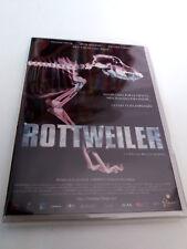 "DVD ""ROTTWEILER"" COMO NUEVO BRIAN YUZNA PAUL NASCHY WILLIAM MILLER IRENE MONTALA"