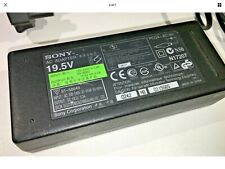 Sony PCGA-AC19v 90w AC Adapter for Sony Vaio F, FX, X, XR & Z series, & others