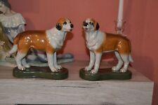 porzellan figuren!Alte Porzellan Figur Hund !Marke??????