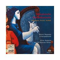 Forgotten Treasures Vol. 10 - French Virtuosic Harp Concertos [CD]