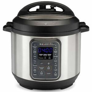 Instant Pot Duo Gourmet 9-in-1 5.7L Multi Pressure Cooker new 1g